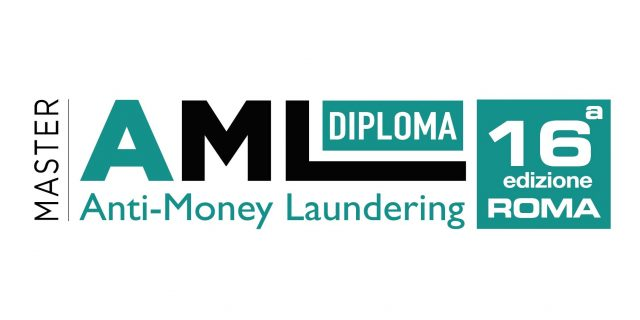 Roma – 16^ ed. Master Anti-Money Laundering Diploma